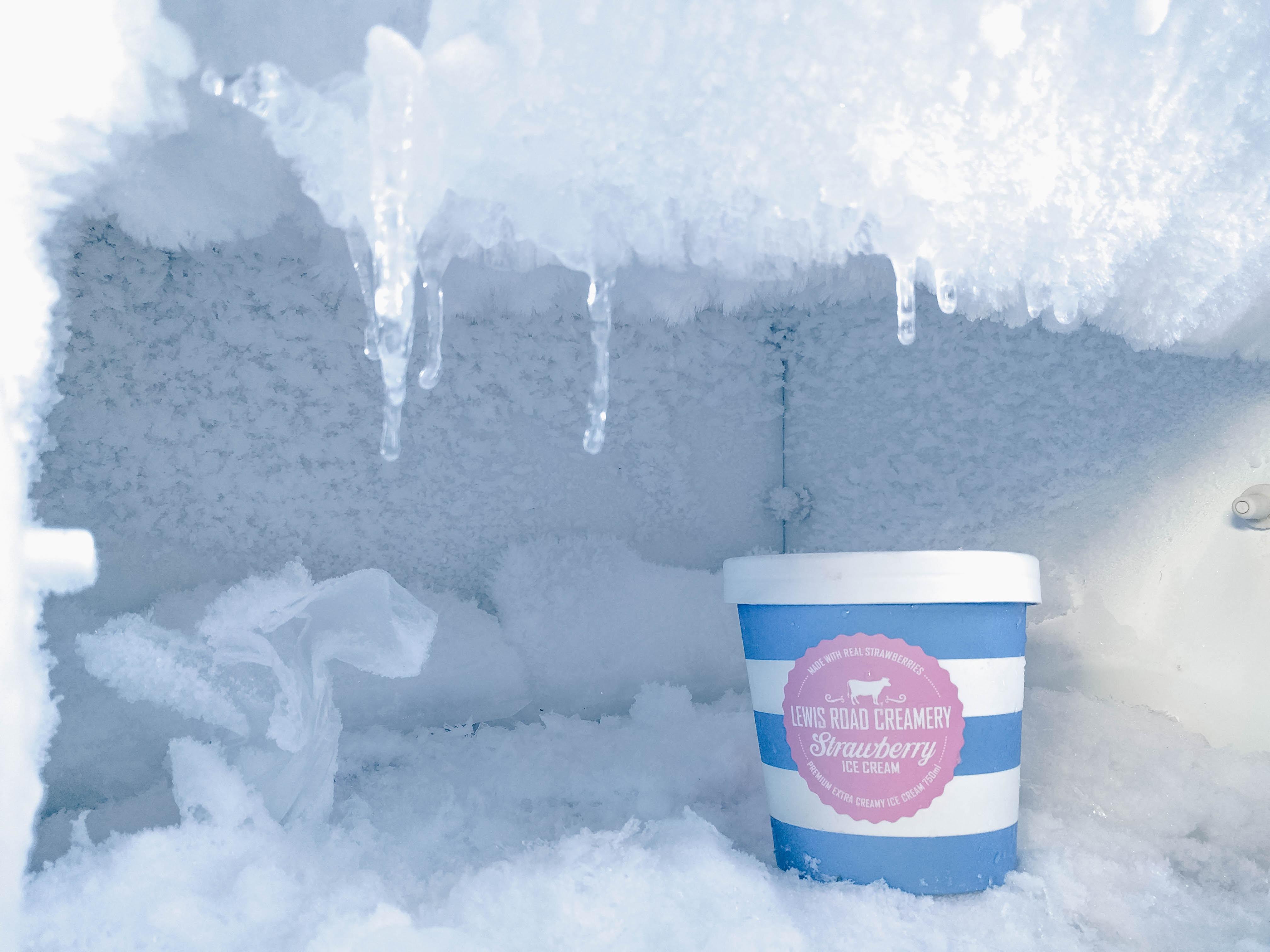 Precisión máxima al congelar alimentos con SuperFrost y DuoCooling de Liebherr